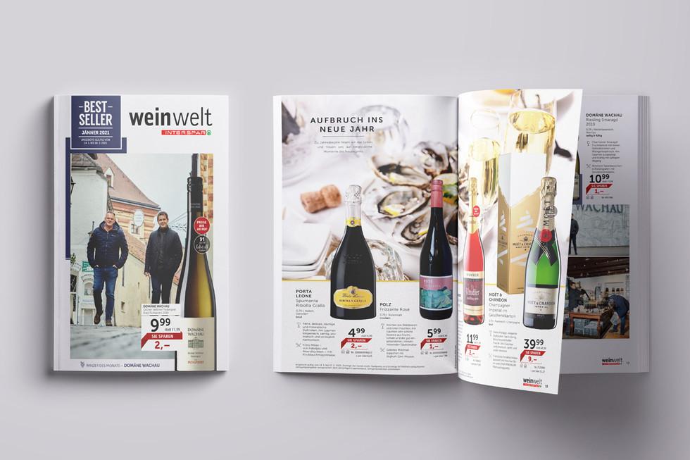 INTERSPAR Weinwelt Bestseller