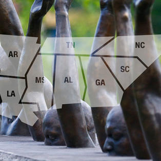 These 8 states and 31 sites can teach you a lot about black history