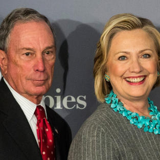 Drudge floats the implausible: A Bloomberg-Clinton ticket
