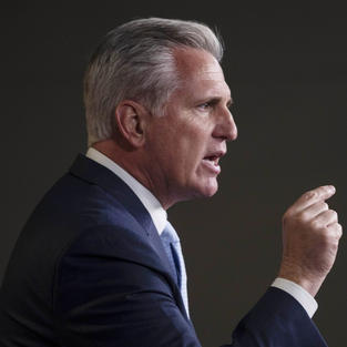 McCarthy voices 'concerns' with Cheney after impeachment vote