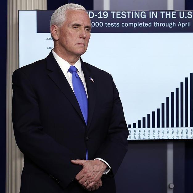 Pence postpones Florida, Arizona campaign events as coronavirus cases spike