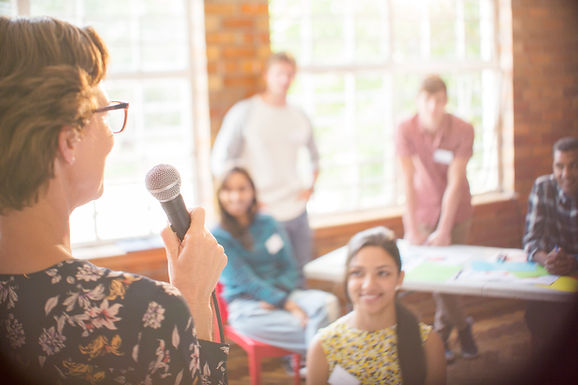 Professional Development Training Workshop on Media Message