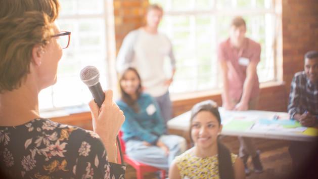 הרצאות, השתלמויות וימי עיון