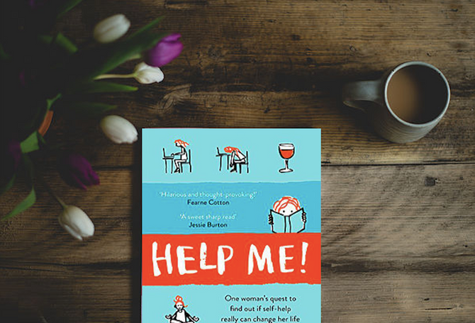 Book Review and Author Q&A: Help Me, by Marianne Power