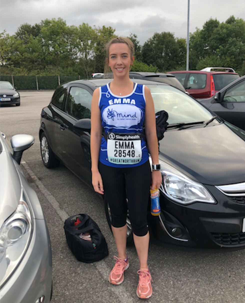 Manchester Woman Runs 30 Races in 12 Months for Mental Health Awareness