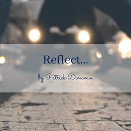 POEM: Reflect...