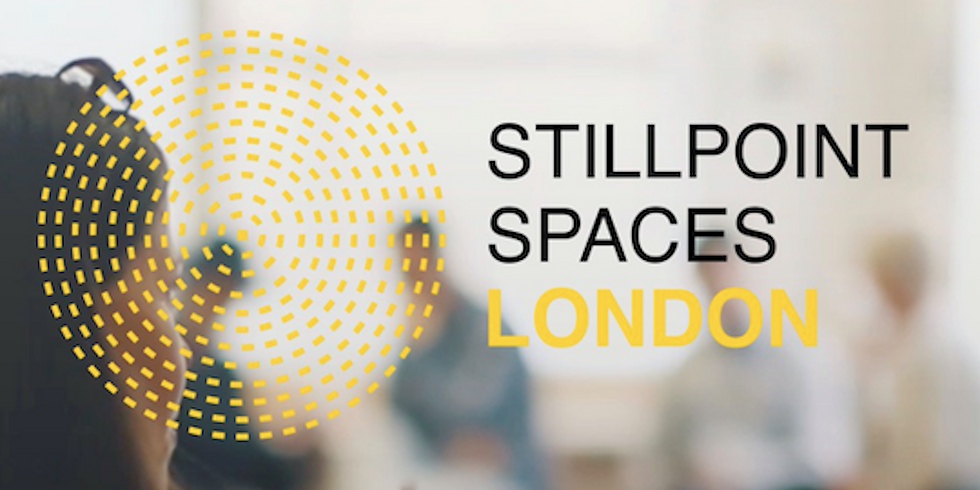 Join Stillpoint Spaces London for their Second Anniversary!