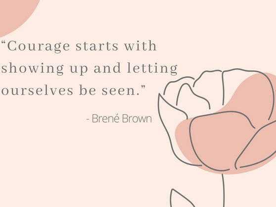 Life lessons from Brené Brown that Therapists know all too well