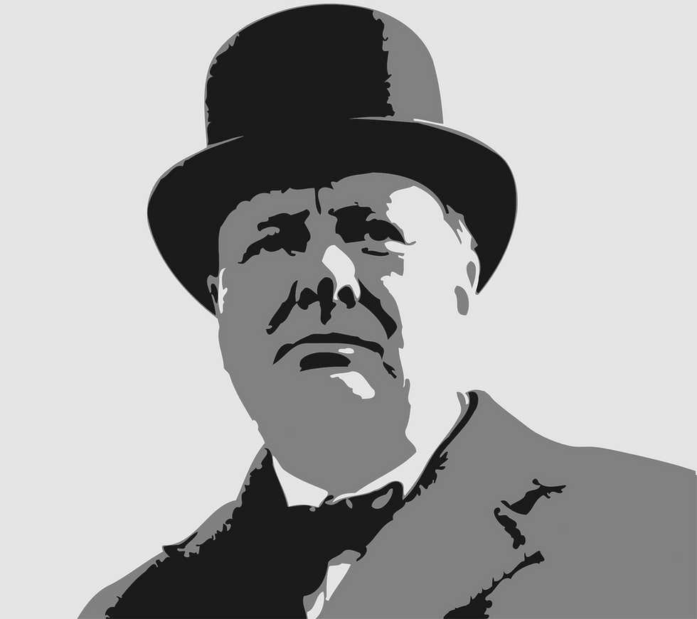 How Winston Churchill Helped Me through My Divorce