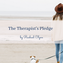 POEM: The Therapist's Pledge