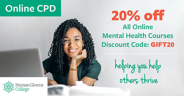 Counsellors Cafe discount - therapists a