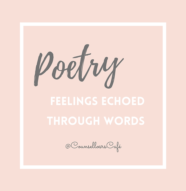 Poetry is feelings echoed through words