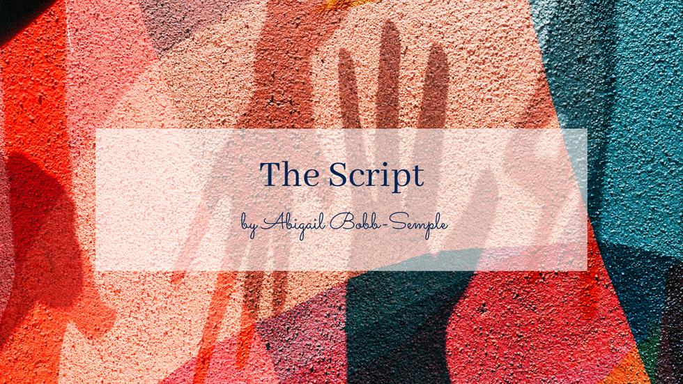 POEM: The Script