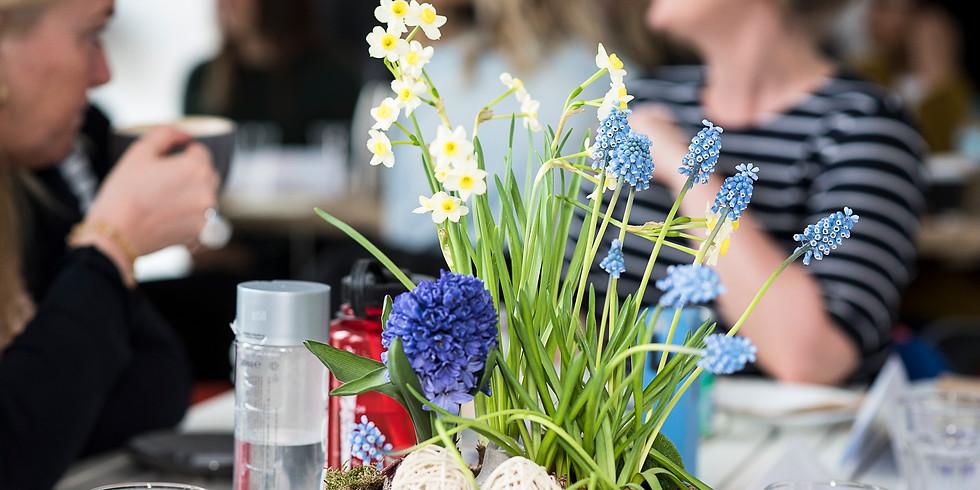 Wildflowers of London June Brunch & Workshop