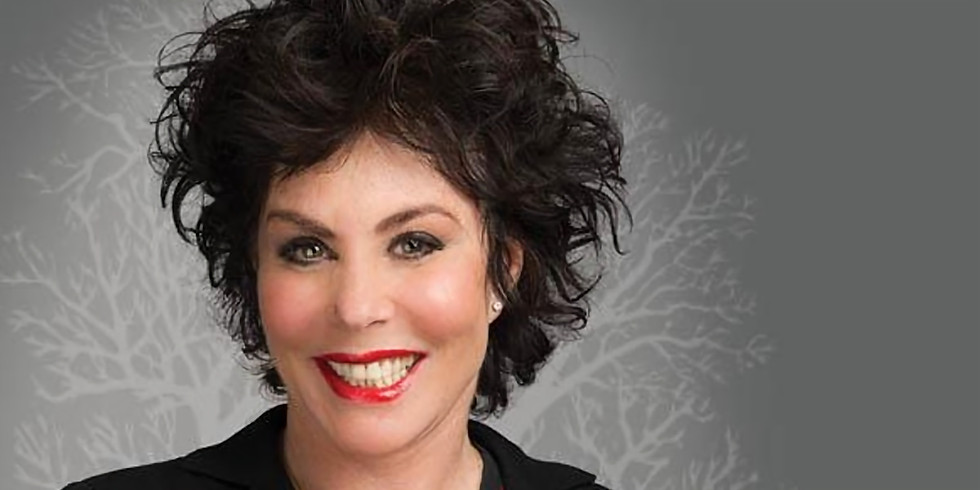 City Lit in Conversation with Ruby Wax