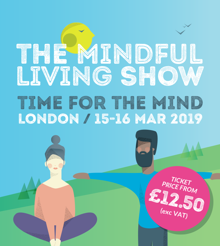 The Mindful Living Show 2019: a unique mindfulness event