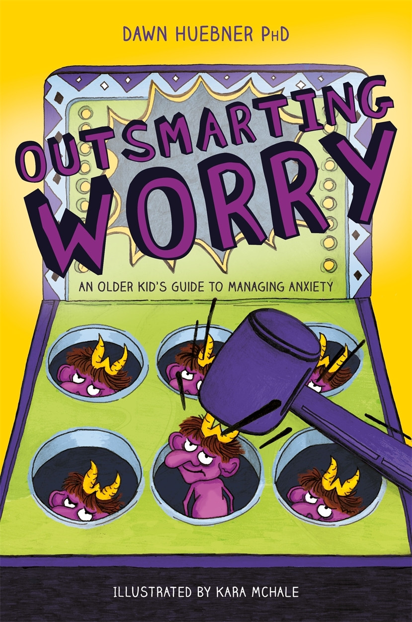 Book Review: Outsmarting Worry by Dawn Huebner PhD