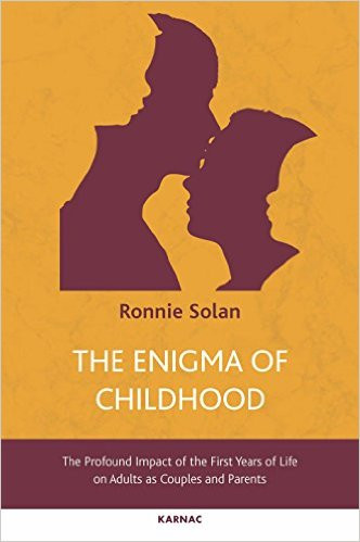 Book Share - The Enigma of Childhood