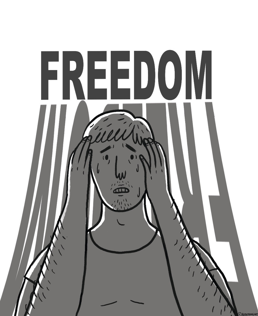 PART 2: FREEDOM - A FOUR-PART SERIES ON EXISTENTIALISM