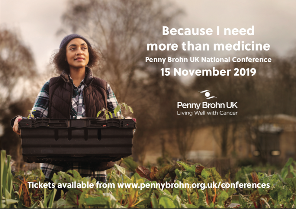 Penny Brohn UK to Host Integrative Cancer Care Conference