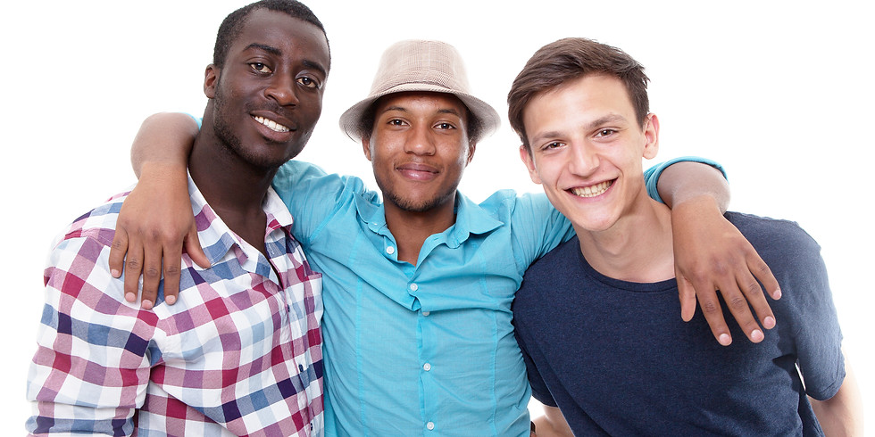 Boys2Men Conference - How can we support the mental health and wellbeing of boys and young men? (1)