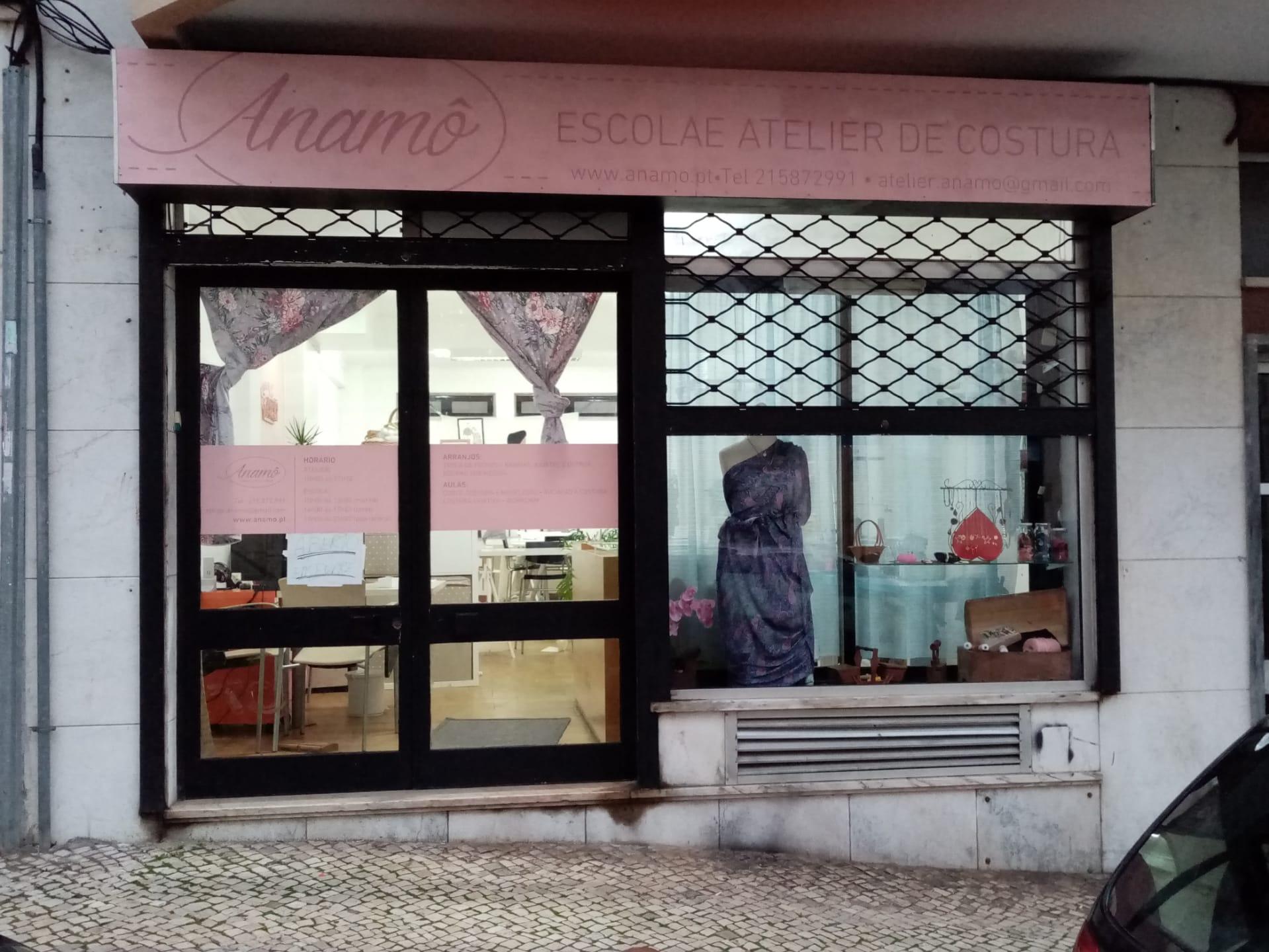 Anamô Ecola de Moda e Atelier
