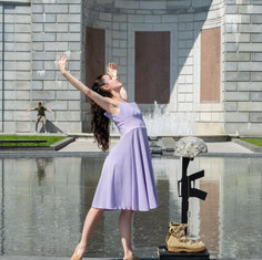 Exit12 Dance Company at Arlington Cemetery