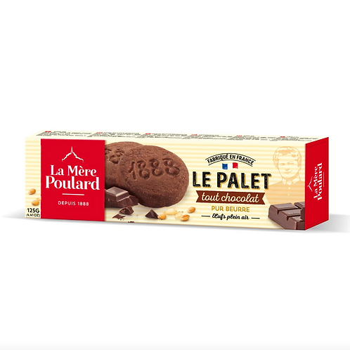 La Palet Tout Chocolate Biscuits