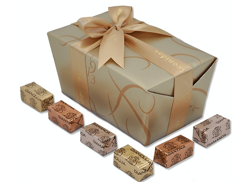 Leonidas Gianduja, Giamanda, Giantina Assortment, 24 pcs