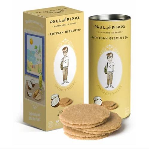 Coconut Artisinal Biscuits
