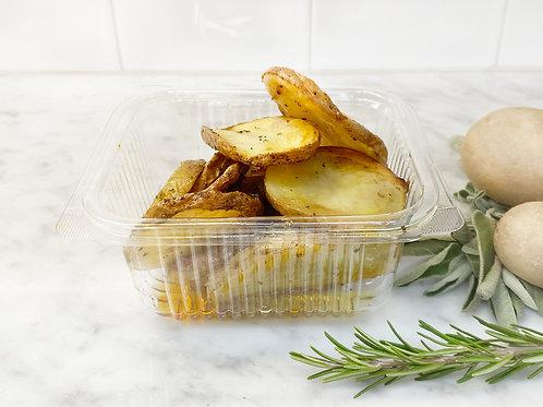 Patate fresche al forno