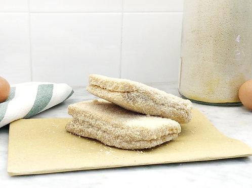 2 Mozzarelle in Carrozza