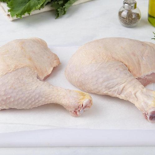 2 Cosce di pollo intere