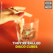 Leslie Kirchhoff Disco Cubes in Now This