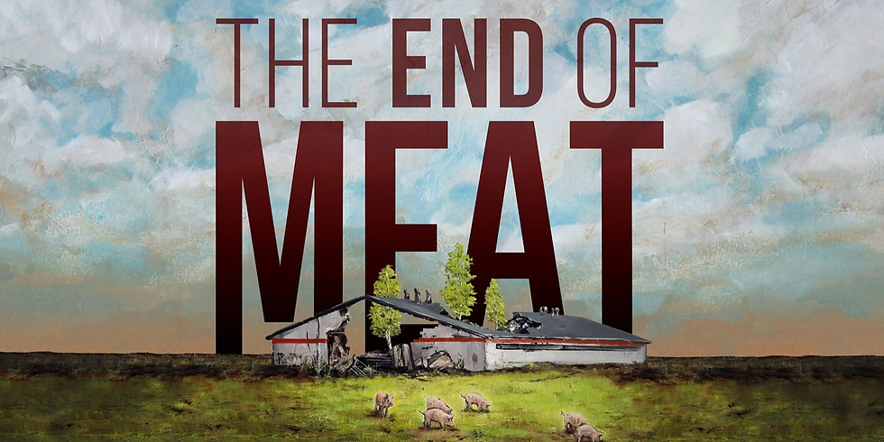 The End of Meat Movie + Icecream Night