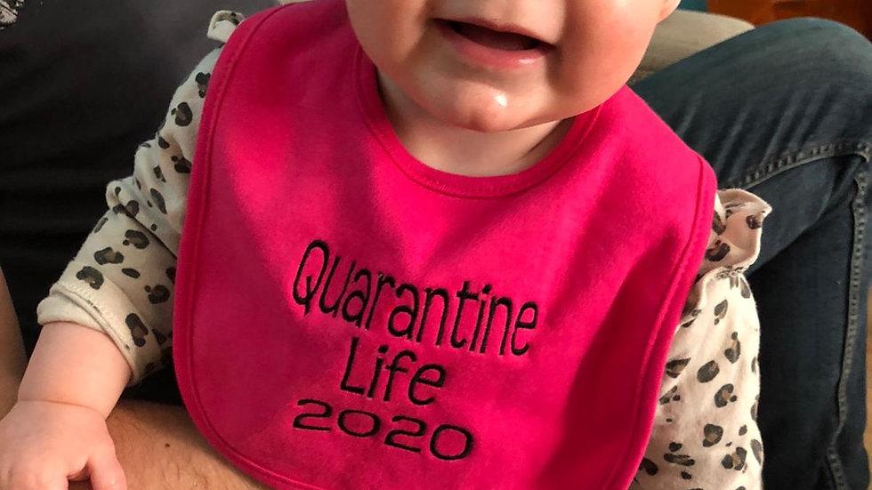 Quarantine Circular Bib