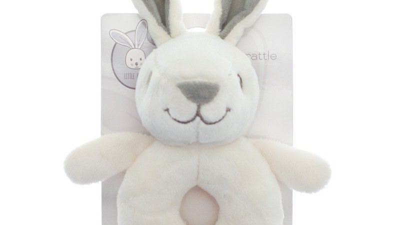 Little Bunny Rattle