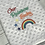 Thumbnail: 'Our Rainbow Baby' Bobble blanket