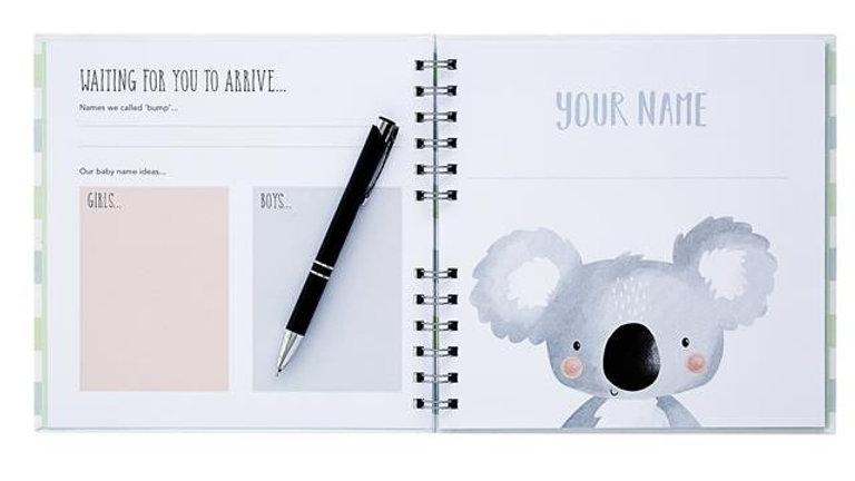 Koala Memory Book