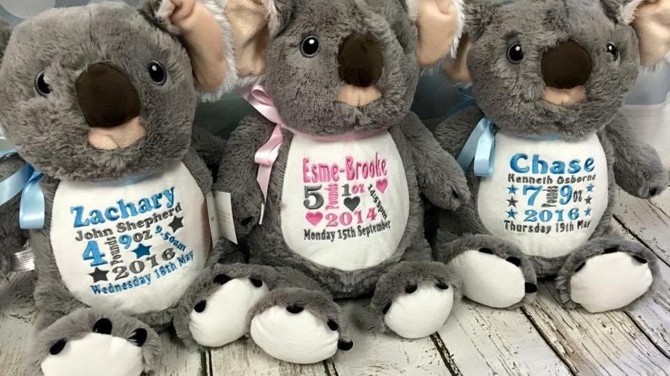 Koala Cubbie