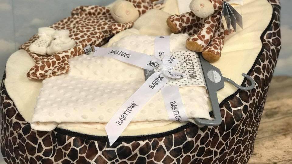 Bing Bing Giraffe  Bean Bag set