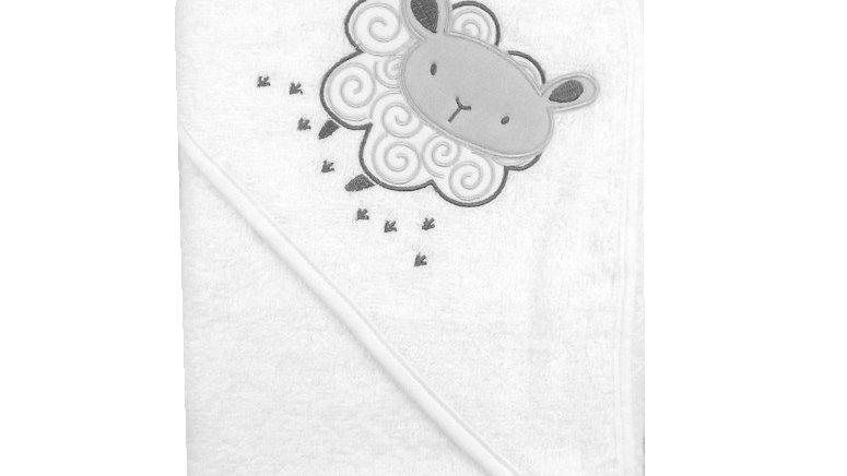 Sheep Hooded Bath Towel