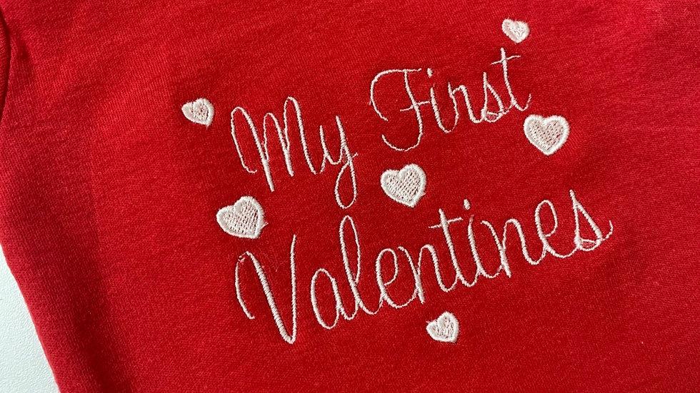 Personalised Valentines Vest