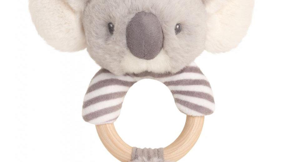 Koala Ring Rattle