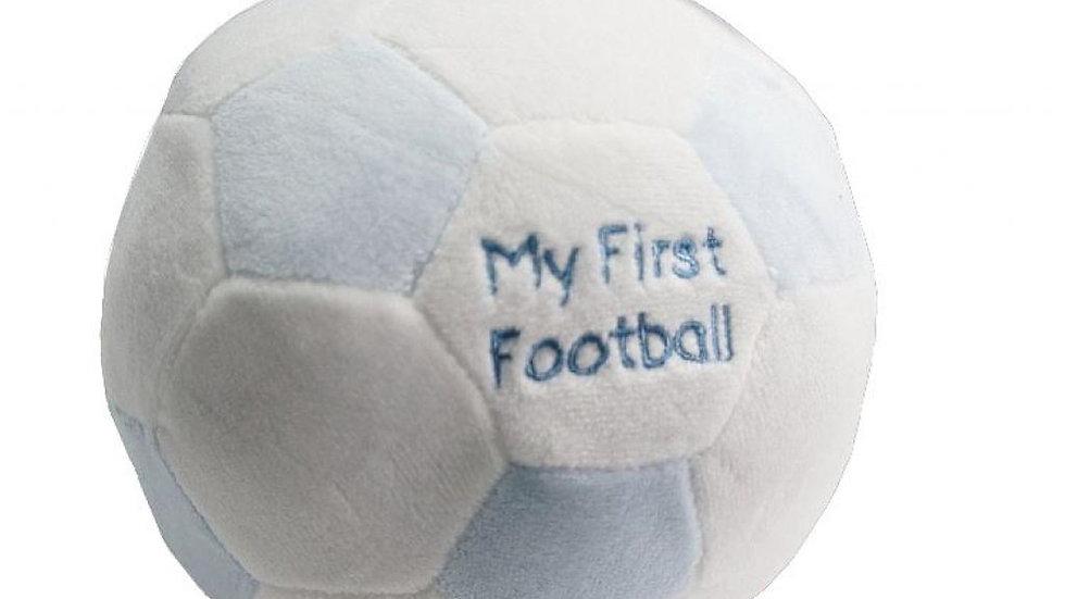 My First Football blue