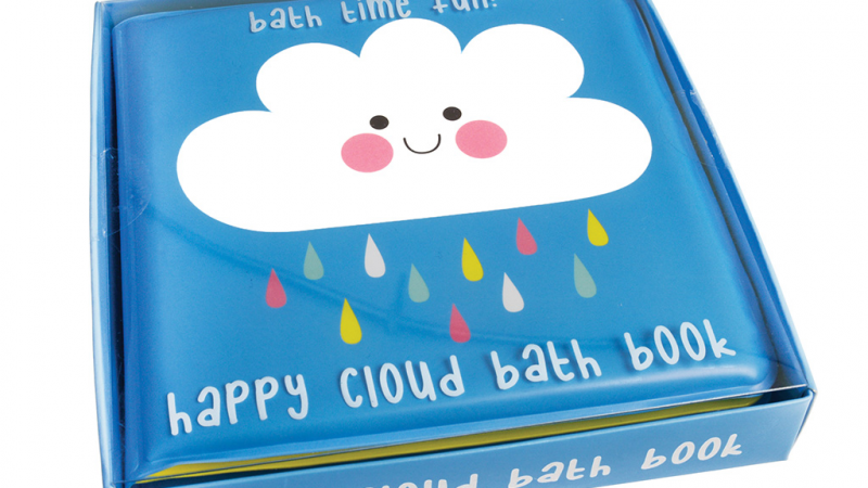 Cloud Bath Book