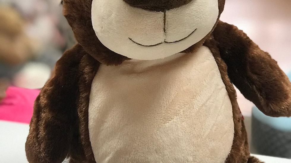 Brown Bear Cubbie