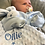 Thumbnail: Bobbled Rabbit Comforter