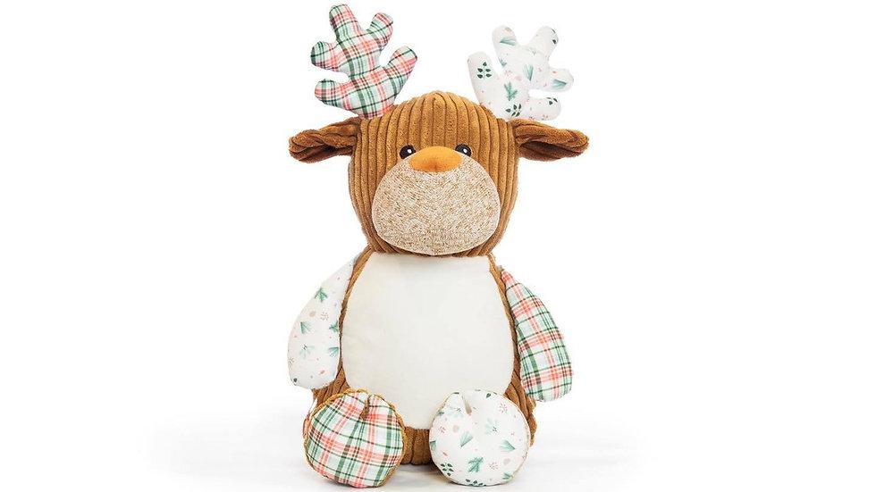 New Reindeer Cubbie white
