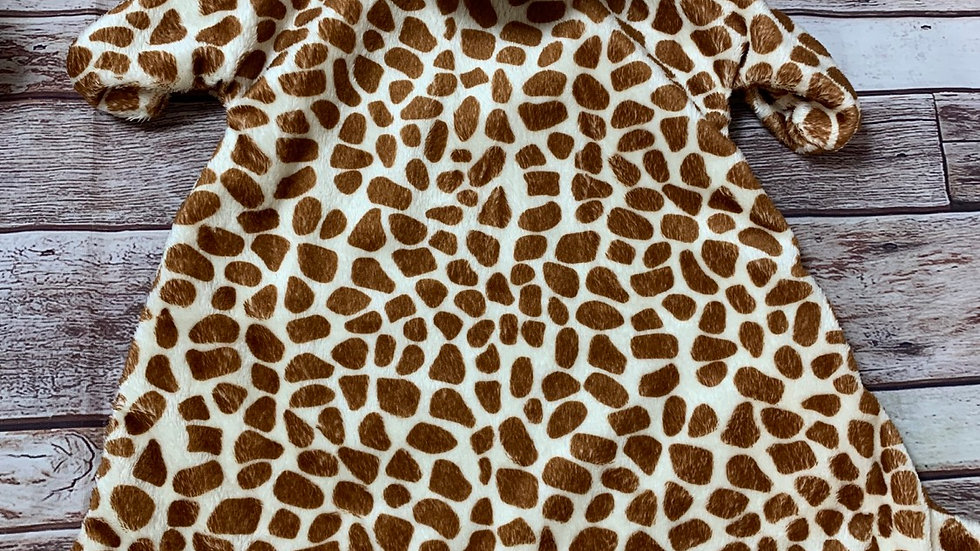 Suki Giraffe Print Comforter